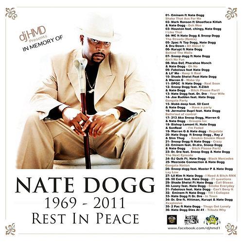 Dj HMD - Volume 22 - Nate Dogg