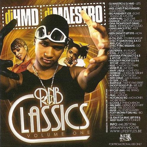 Dj HMD & Dj Maestro - RnB Classic's