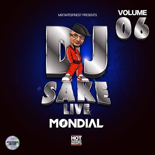 Dj Sake - Live Mondial Vol 06