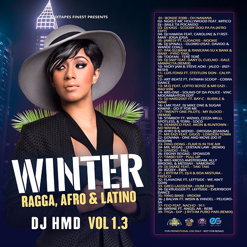 Dj HMD - Winter Edition  Vol.1.3