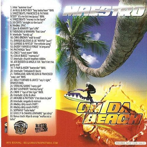 Dj Maestro - On Da Beach vol 2