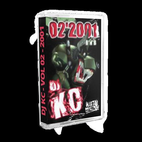 Dj Kc - Vol 02 - 2001