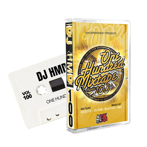 Dj HMD - Vol 100