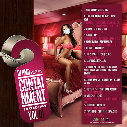 Dj HMD - Containment Volume 1