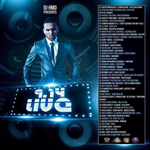 Dj HMD -  Live 9.14