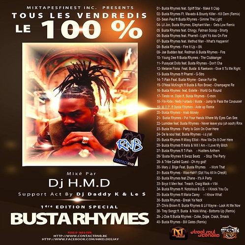 Dj HMD - Volume 1 - Busta Rhymes