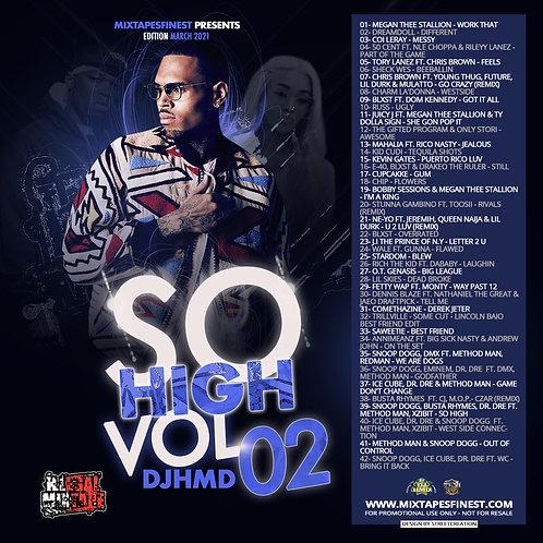 Dj HMD - So High Mixtapes VL02