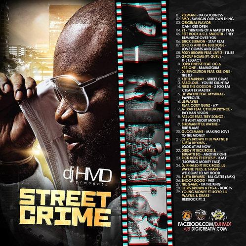 Dj HMD - Sreet Crime