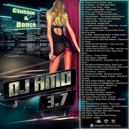 Dj HMD - Dance Music  - Version  3.7
