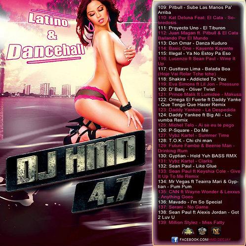 Dj HMD - Latino / Ragga - Edition  4.7