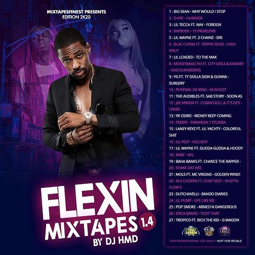 Dj HMD - Flexin' Vol. 1.4