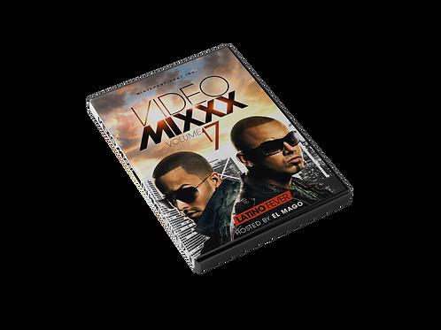 Dj HMD - Video Mixxx Vol 17