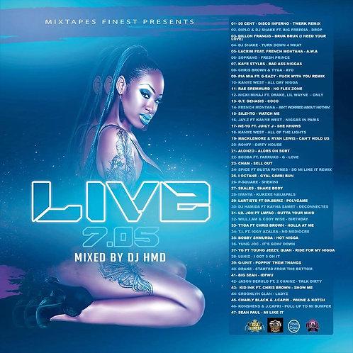 Dj HMD -  Live 7.5