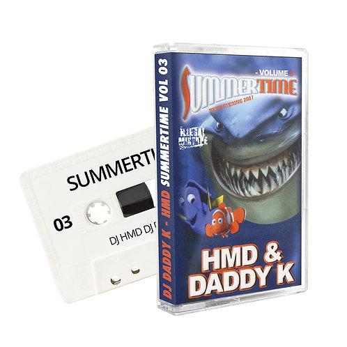 Dj Daddy K ft Dj HMD - Summertimes Vol 03 (Réédition)