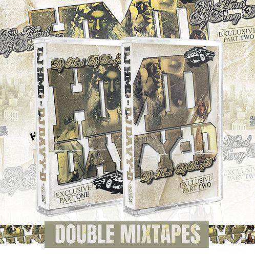 Dj HMD ft Davy D - Double Mixtapes