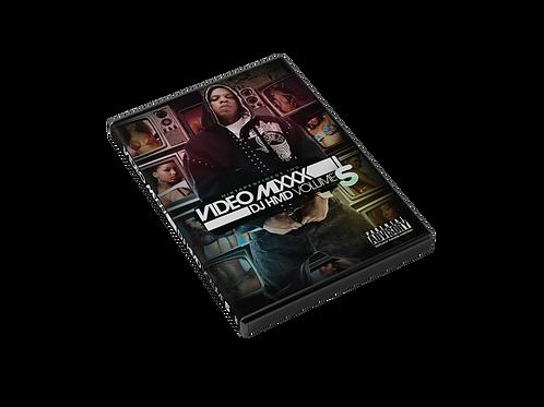 Dj HMD - Video Mixxx Vol 05