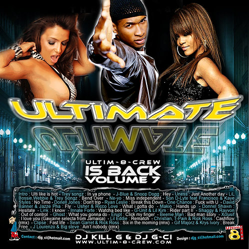 Ultimate Crew - Vol 7