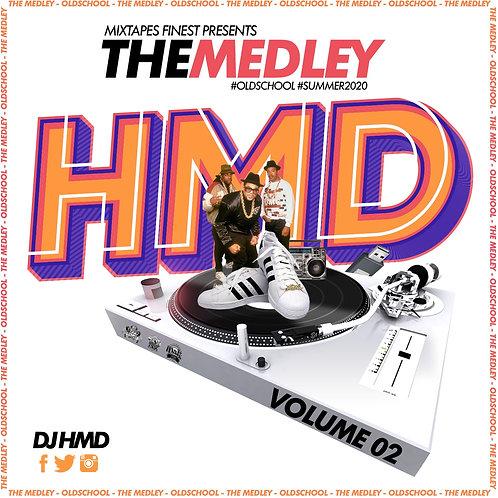 Dj HMD - Classic's Megamix 90's / 2000's Vol. 02