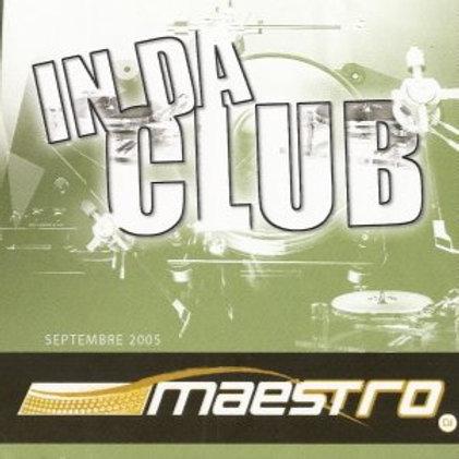 Dj Maestro - IN DA CLUB vol 3