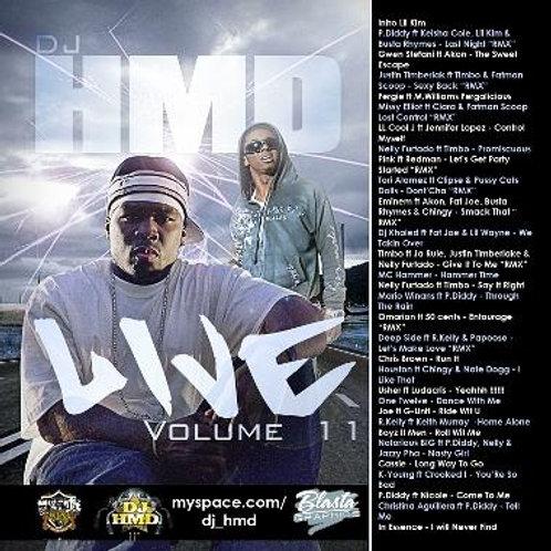 Dj HMD - Live Volume 11