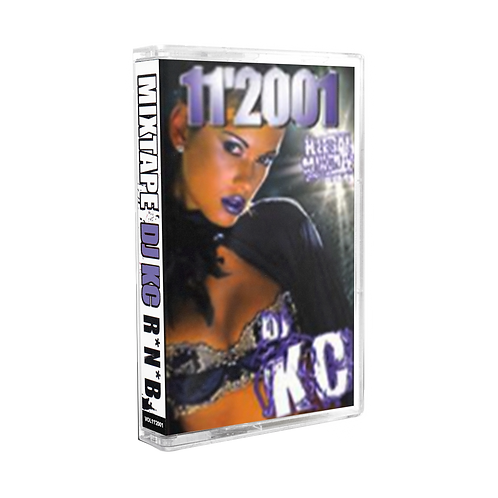 Dj KC - Vol 11 - 2001