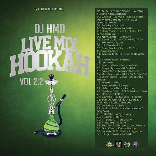 Dj HMD - Hookah Mixtapes Vl.2