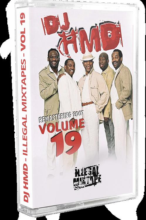 "Dj HMD - Vol 19 ""Edition Disco"""