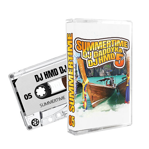 Dj Daddy K ft Dj HMD - Summertimes Vol 05