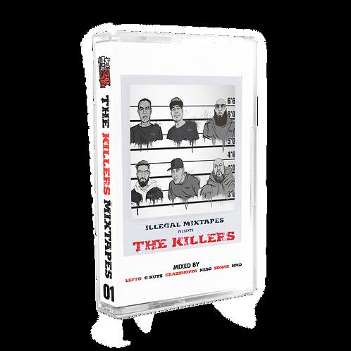 The Killers Mixtape - 6 Dj's (Download)