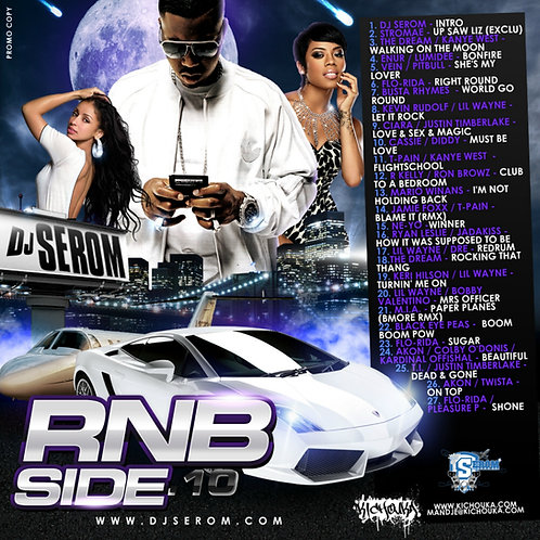 Dj Serom - Rnb Side Vol 10