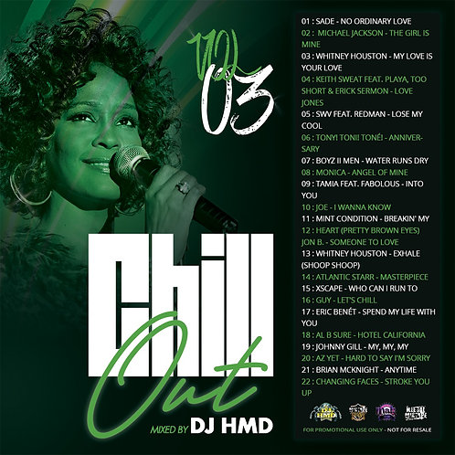 Dj HMD - Chill- Out Volume 3