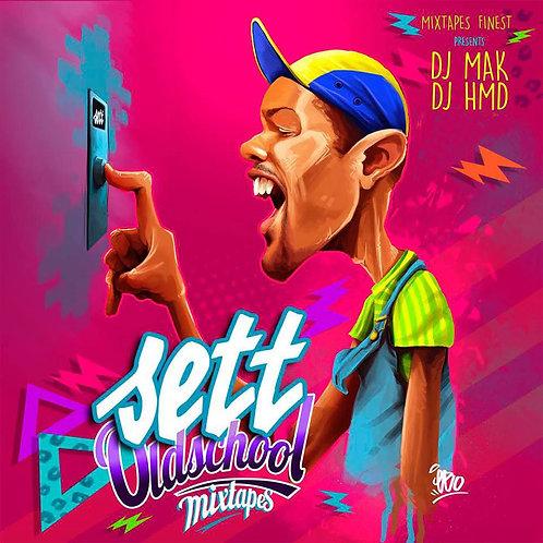 Dj HMD ft Dj Mak - Sett Oldschool