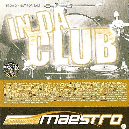 Dj Maestro - IN DA CLUB vol 4