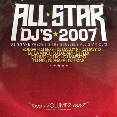 All Star Dj's - Dj HMD & Various Dj's Vol. 2