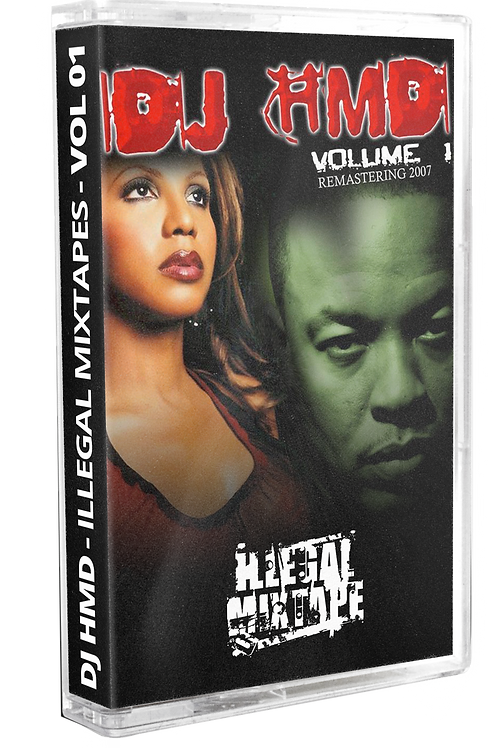 Dj HMD - Vol 01