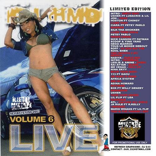 Dj HMD - Live Volume 6