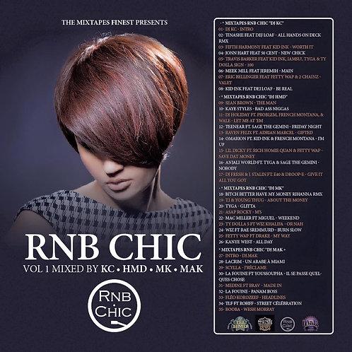 Dj HMD & Various Dj's Kc, Mak & MK - RnB Chic