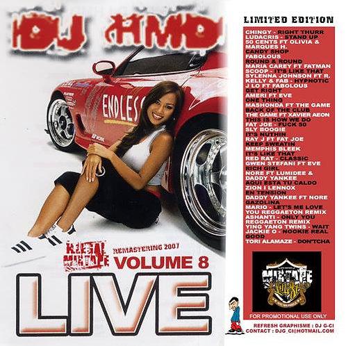 Dj HMD - Live Volume 8