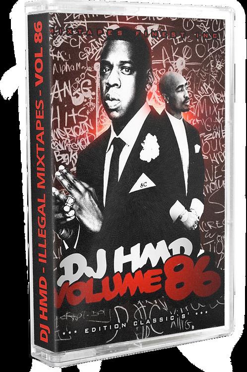 """Dj HMD - Vol 86 """"Classic's 90's"""""""