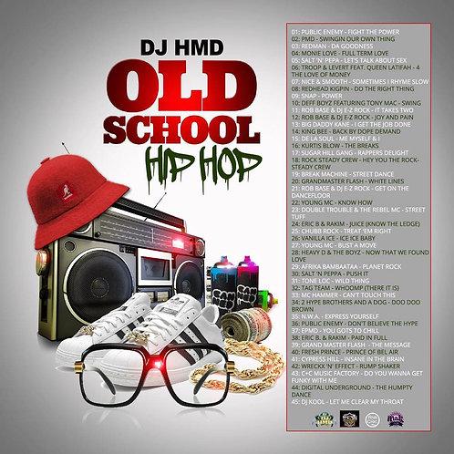 Dj HMD - Old School Hip-Hop Classic's