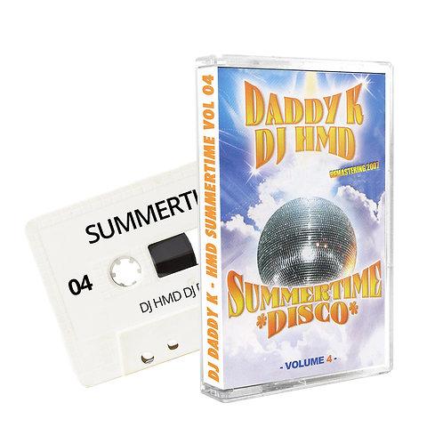 Dj Daddy K ft Dj HMD - Summertimes Vol 04 (Réédition)