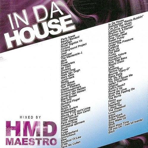 Dj HMD & Dj Maestro - In Da House - Volume 1