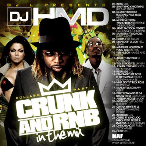 Dj HMD & Dj L   (USA)  - Crunk & RnB