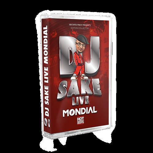 Dj Sake - Live mondial