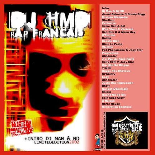 Dj HMD - Rap Français Volume 6 - Dj Man & Dj Nd