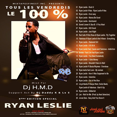 Dj HMD - Volume 9 - Ryan Leslie
