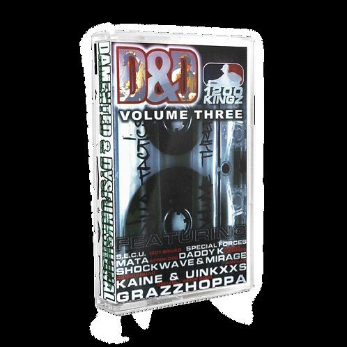 DAMENTED & DYSFUNKSHUNAL - D&D Volume 3 (1999)