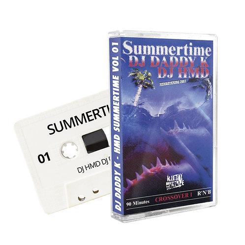 Dj Daddy K ft Dj HMD - Summertimes Vol 01 (Réédition)