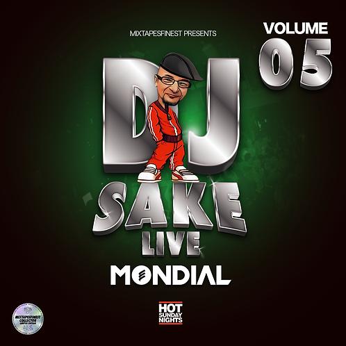 Dj Sake - Live Mondial Vol 05