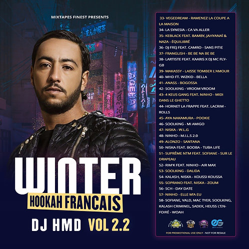Dj HMD - Winter Fr.  Vol.2.2